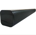 2.0 tv soundbar wall mountable speaker/ with optical fm radio and bluetooth function/ for home theater