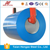 Steel Color coated roofing coils GIS/GALVANIZED polished silicon steel color coated steel coil