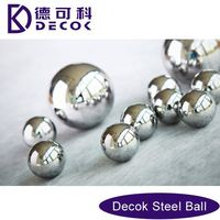 Solid 316 Surgical Steel Ball Tops Skin Diver drilled steel balls