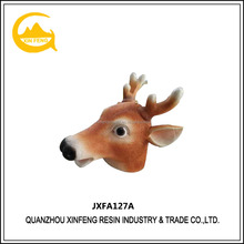 Wall Hanging Resin Animal Deer Head for Home Decor