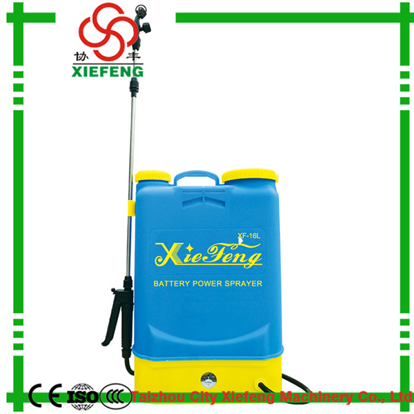 wholesale china knapsack power sprayer battery operated