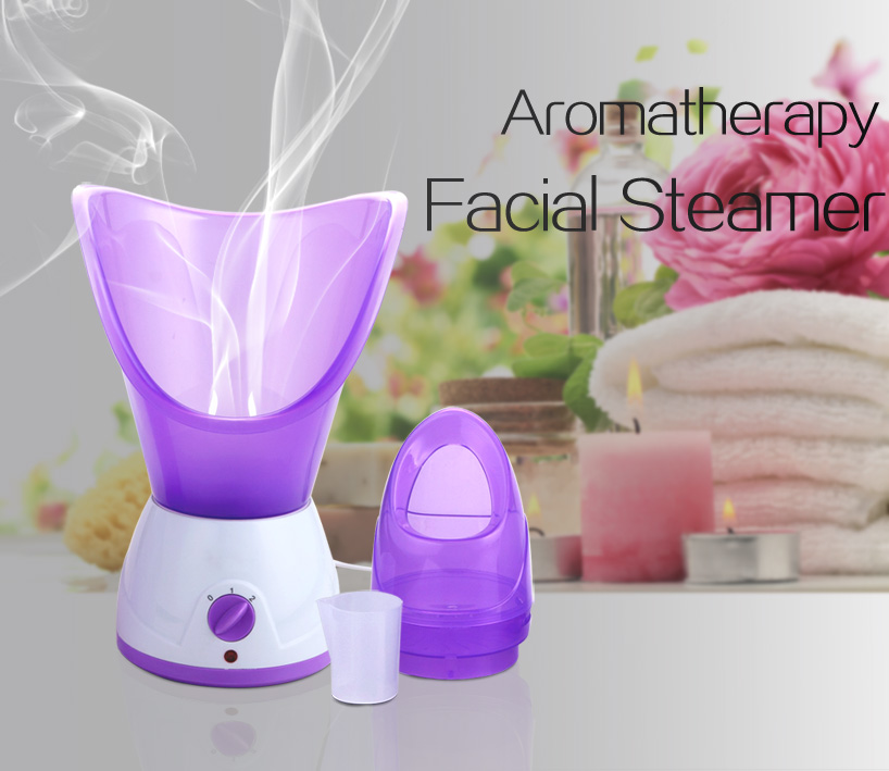 Facial steam machine nano spray warm steam facial sauna steamer