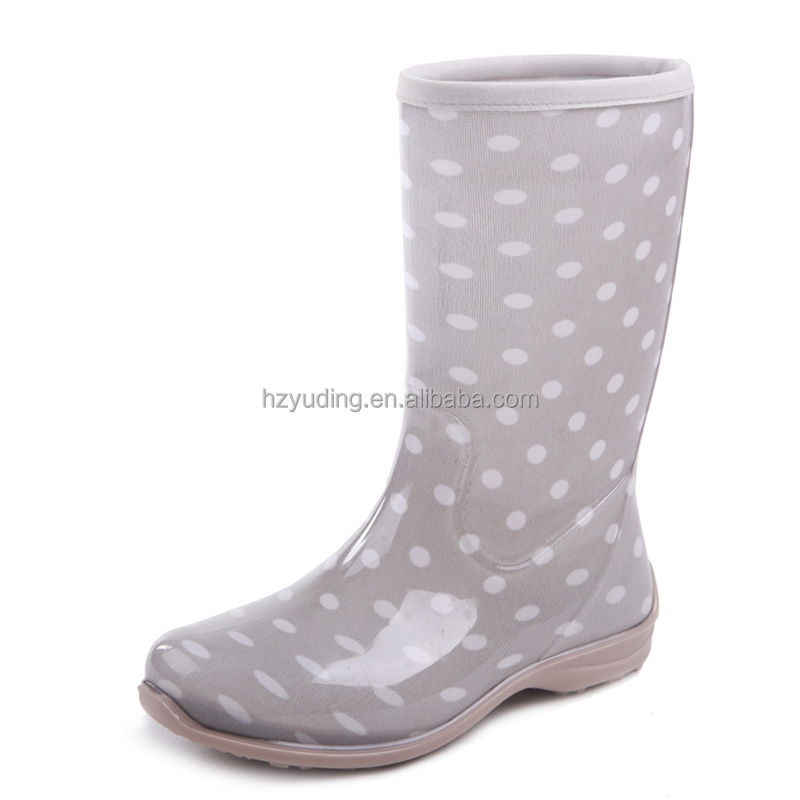 Beautiful BOGS Rainboot Soft Natural Rubber Womens Gumboots With Pull Handles In Pansie... | EBay