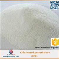 Chlorinated Polyethylene CPE 135A For Rubber
