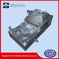 China Injection platic prototype mould maker