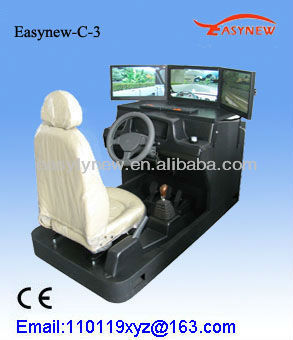 Easynew--C-3 (3 screens) 3D Driving Simulators