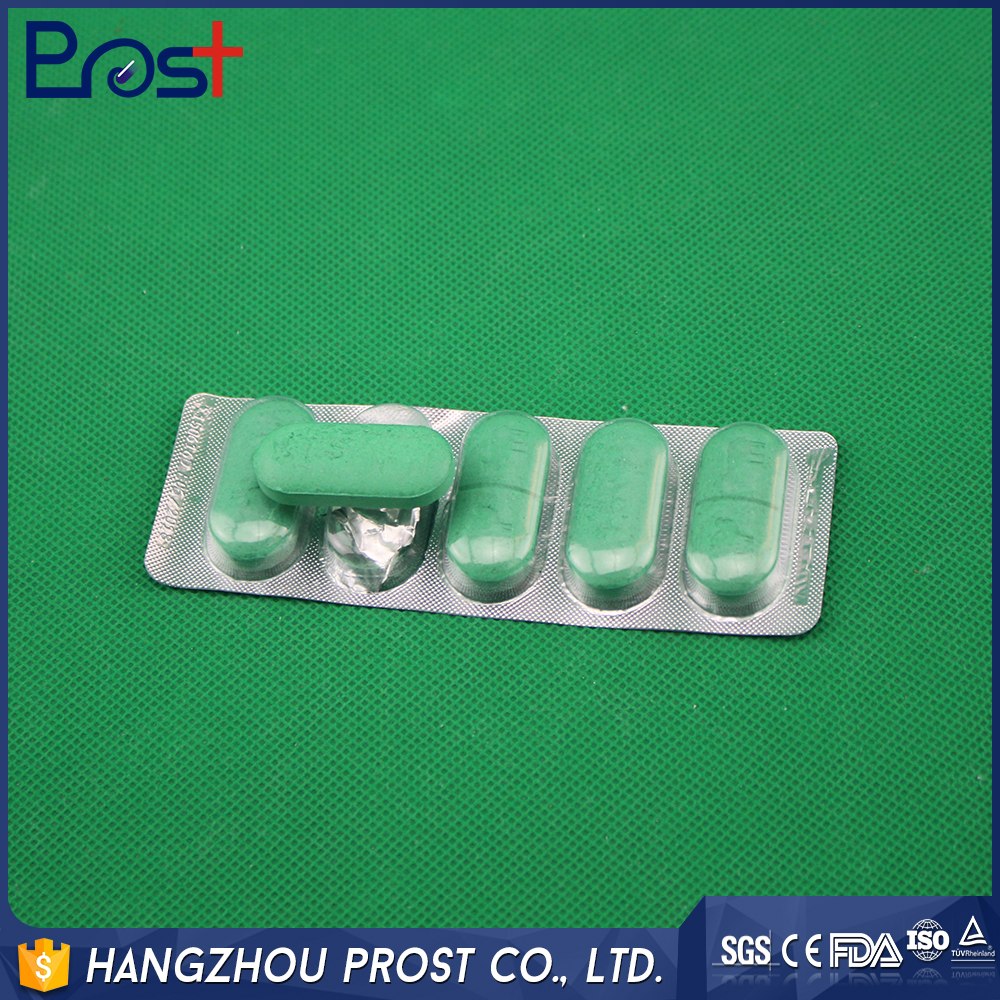 Oem Disposable Pharmaceutical Preparation Tablet Albendazole Tablets