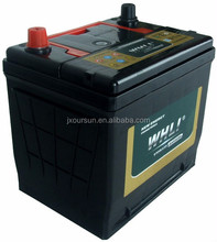 55D23R/LMF mfN50 super power calcium casting grid car battery 12v 50ah