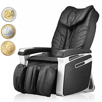 2016 Luxury Massage Chair/Electric Coin Operated Vending machine