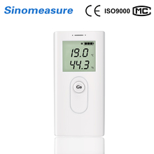 Factory hot sales temperature humidity probe monitor meter thermometer