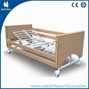BT-AE033 Luxuious high quality Wooden panels 5-function electric electric home care nursing bed