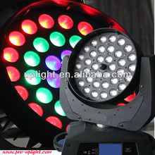zoom disco light 10w moving head wash mac aura led party equipment