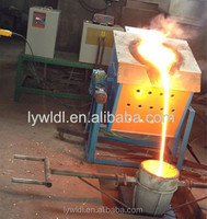 Gold induction melting furnace/machine with speedy melting within 5 minutes