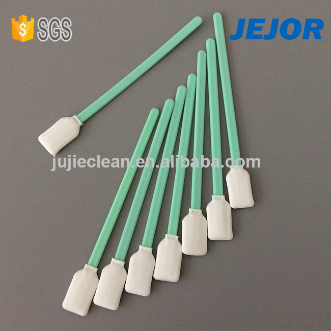 double layer polyester head for Inkjet Printer Consumable Swabs 714