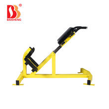 CE Approval Square Steel Hammer Strength Fitness Equipment Roman Chair for Gym Use