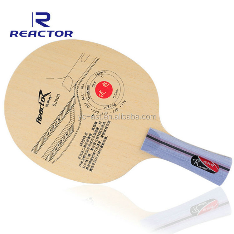 professional table tennis Carbon Fiber blade