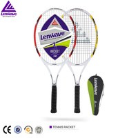 Lenwave High quality soft funny training tennis racket