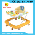 baby walker new product 2017 learning walker with lovely cow face the height can be adjuested cheap baby walker