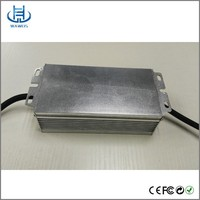 led driver 150W Waterproof LED Power Supply with sungle output for LED DIY light strip