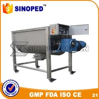 Detergent Ribbon Mixing Machine / Detergent Powder Mixing Machine / Powder Mixing Equipment