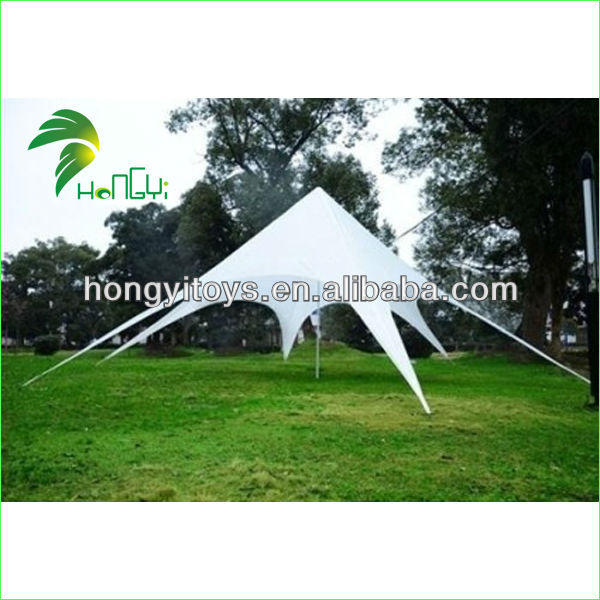 Star Tent for Trade Show / Beach Star Tent / Promotional Star Shade Tents for Sale