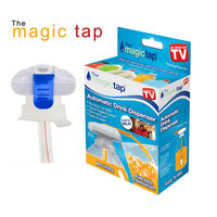 As seen on TV plastic automatic drink water dispenser Magic Tap