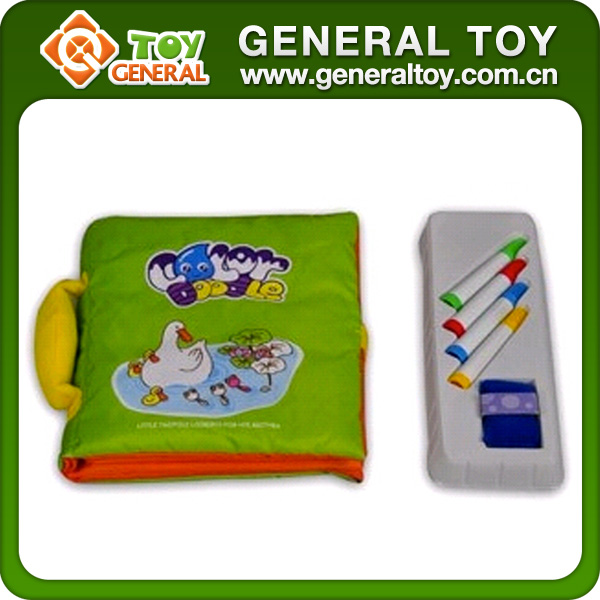 Education Learning Baby Soft Cloth Book For Baby