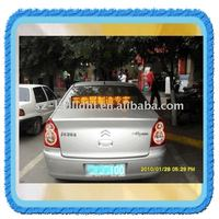 vehicle mounted led screen P7.62