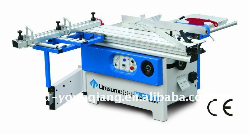 Precision wood working machine MJ6116TZ panel saw