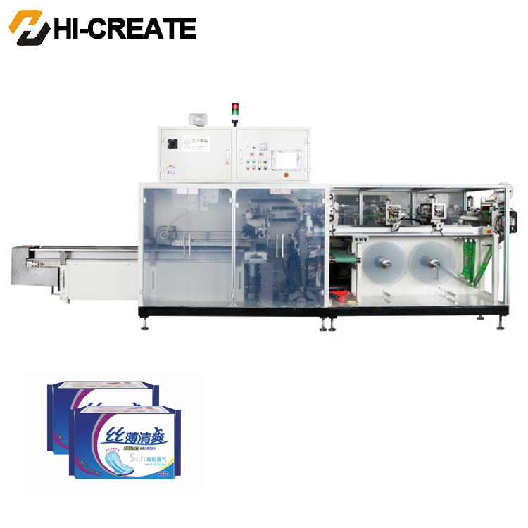 China manufacturer high quality machine for manufacturing women sanitary napkin Best Selling