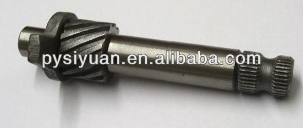 Motorcycle Parts Lengthen Spindle, Kick, Starter in High Quality