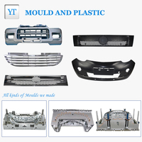 Best price good quality professional car bumper mould machine
