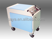 Box-type lubrication system filter oil cleaning machine