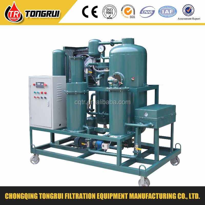 vacuum Transformer/Insulating oil recycling purifier (ZJD) recycling plant