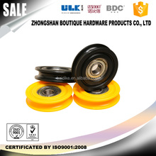 customized 696 U groove roller for roller track for pipe rack with best quality and low price