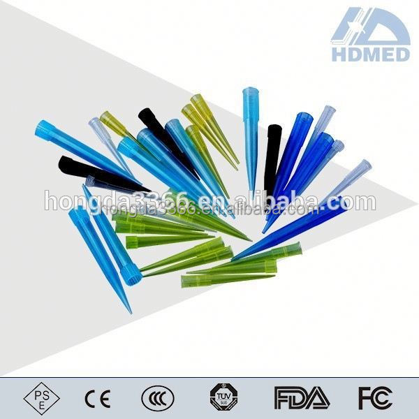 China 5-250ul Natural Polypropylene Pipette Tips Robotic Tips Matching Agilent / Agilent Bravo