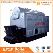 International Weld Level Automatic Feed Fuel Control Single Drum Super Hot Coal Fired Steam Boilers