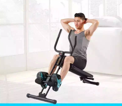 Home gym equipment 3 minutes shaper ab exercise bench/ customized gym fitness equipment