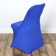 new style folding spandex chair cover dining chair slipcovers for chair decoration from China