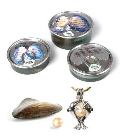 new love wish pearl gift set