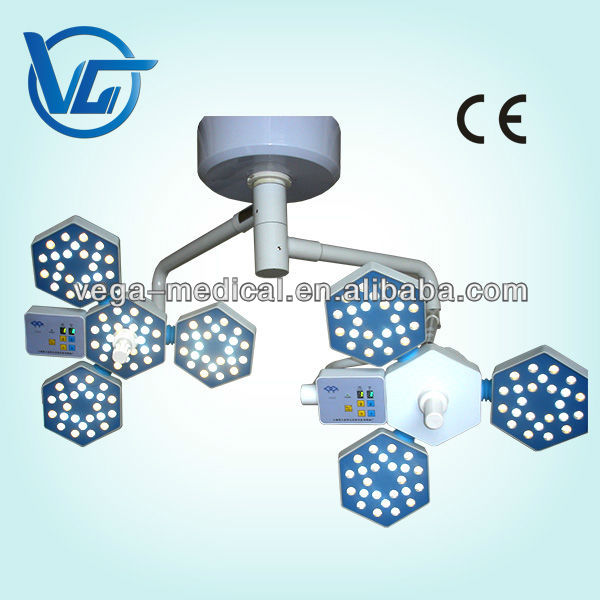 height adjustable led ceiling light for hospital