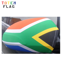 Car Mirror Cover South Africa Flag Printing