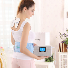 Multifunction Muscle Stimulator with electronic pulse/laser/infrared heating therapy