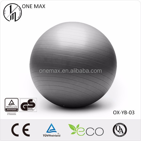 Outdoor Yoga Exercise Ball with Handle Fitness Ball