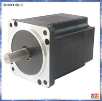 86mm 3000rpm 48V 8poles 300W Brushless DC motor