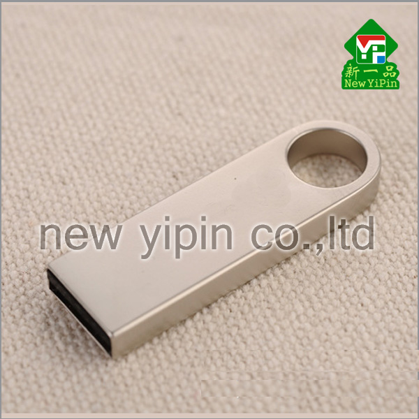 New Yipin Cheap Prices High Speed 8GB metal Flash Drive USB Key