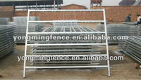 heavy duty galvanized steel cattle yard panels (China professional manufacturer)