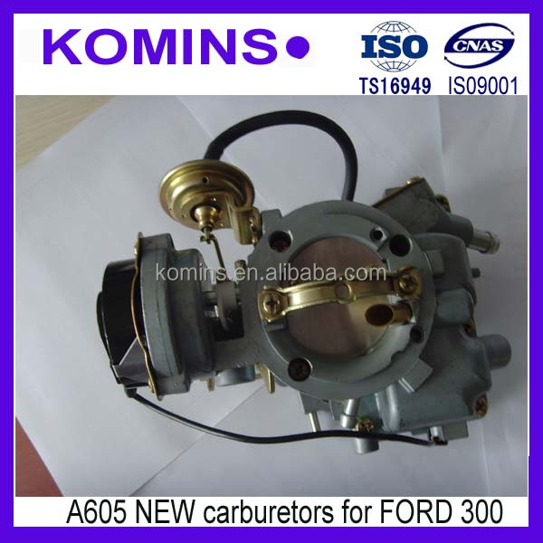 A605 NEW Carburetor for Ford F300