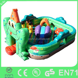 Outdoor Inflatable Bouncy Castle /Inflatable Frog Jumping House
