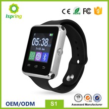 newest smart watch phone u8 with cheap price and best quality for iphone xiaomi phone and huawei mobile phone